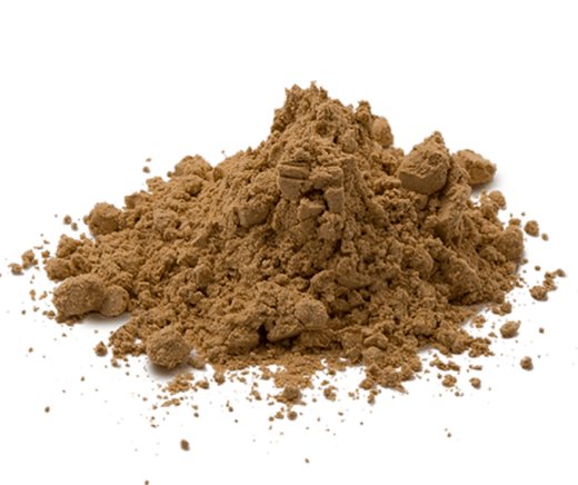A powdered dog supplement