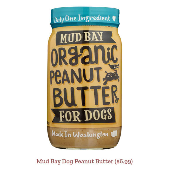 Mud Bay Dog Peanut Butter Dog Treat ($6.99)