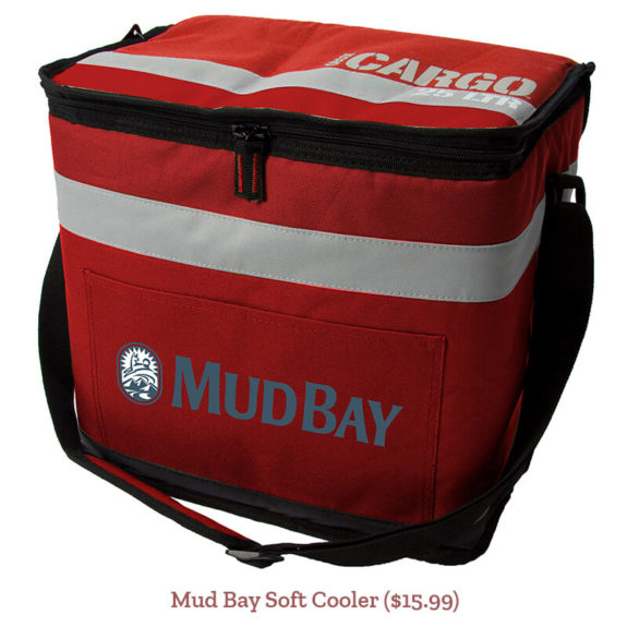 Mud Bay Soft Cooler ($15.99)